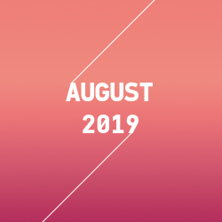 August 2019 - Kalender der Kulturen